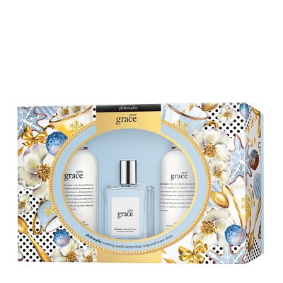 philosophy pure grace 60ml gift set
