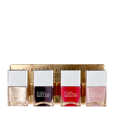 NAILSINC Forever Lucked Out Gift Set